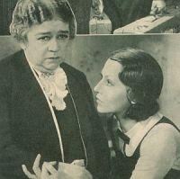 Filmwelt, 20.05.1934, Nr.20,  S.8, Die Töchter Ihrer Exzellenz, Hansi Niese, Käthe von Nagy (Retro)