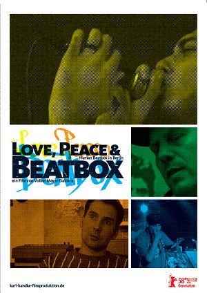 love, peace and beatbox