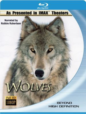 Wolves IMAX (Blu ray) 1999