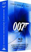 James Bond Blu ray Volume One