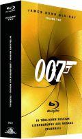 James Bond Blu ray Volume Two
