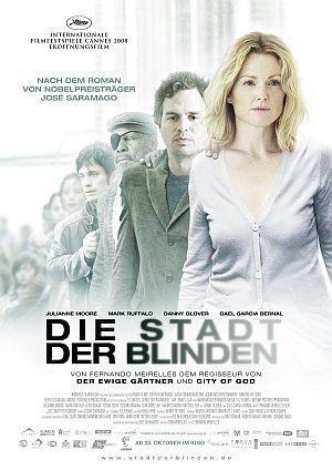 Die Stadt der Blinden (Kino) 2008