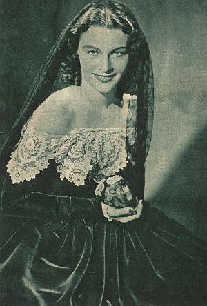 Filmwelt, 1941-02-21, Nr.8, Jenny Lind, Ilse Werner (Retro 1)