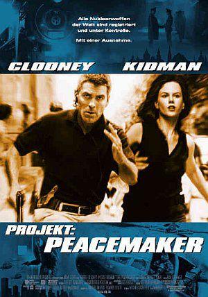 Projekt: Peacemaker (Kino) 1997