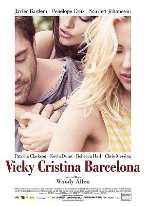 Vicky Cristina Barcelona (Kino) 2008