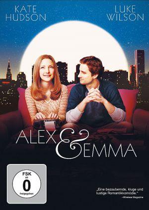 Alex und Emma, Alex & Emma (DVD) 2003