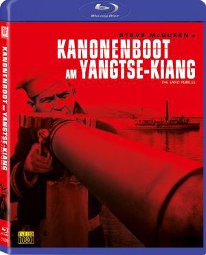 Kanonenboot am Yangtse-Kiang (Blu ray) 1966