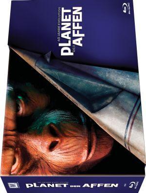 Planet der Affen: 40 Jahre Evolution Blu-ray Collection (Blu ray) 1968-1973