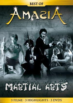 Best of Amazia - Martial Arts (DVD) 2004-2006