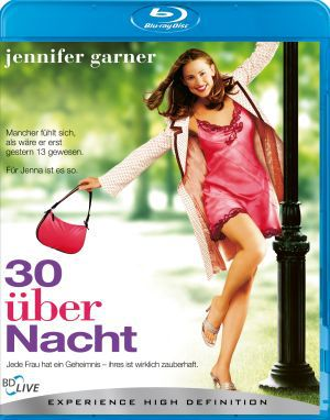 30 über Nacht (Blu ray) 2004