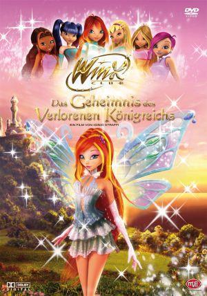 Winx Club - Das Geheimnis des verlorenen Königreichs (DVD) 2007