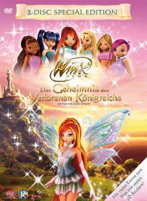 Winx Club - Das Geheimnis des verlorenen Königreichs, Special Edition (DVD) 2007