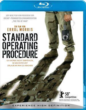 Standard Operating Procedure (blu ray) 2007