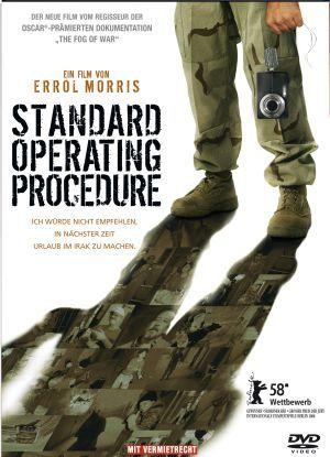 Standard Operating Procedure (Leih DVD) 2007