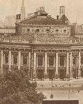 Das Wiener Burgtheater von außen