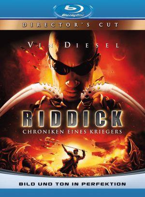 Riddick - Chroniken eines Kriegers (Blu ray) 2004