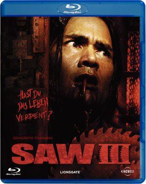 Saw III (Blu ray) 2006