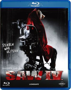 Saw IV (Blu ray) 2007