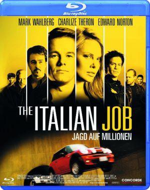 The Italian Job - Jagd auf Millionen (Blu ray) 2003