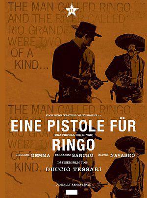 Eine Pistole für Ringo (DVD) 1965