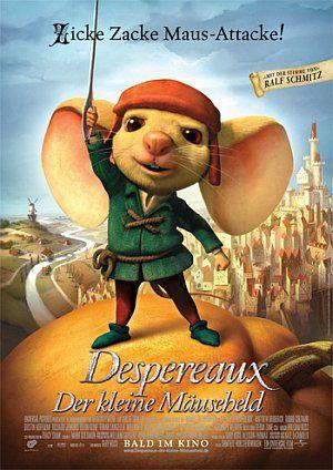 Despereaux - Der kleine Mäuseheld (Kino) 2008