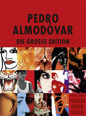 Pedro Almodóvar - Die große Edition (DVD-Paket) 2008