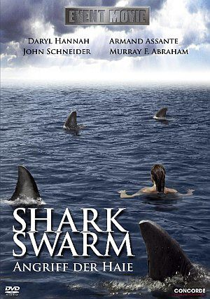Shark Swarm (DVD) 2008