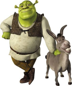 Shrek - Der tollkühne Held (Szene) 2000