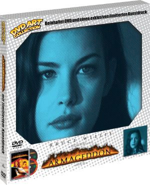 Armageddon, Art Collection (DVD) 1998