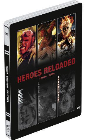 Heroes Reloaded (DVD) 2004-2007