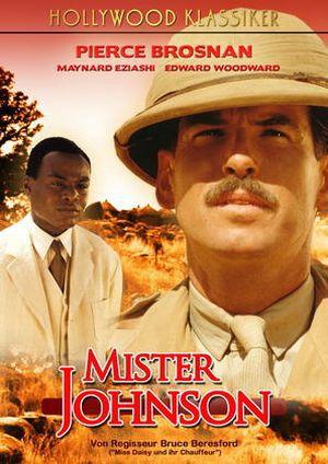 Mister Johnson (DVD) 1991