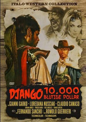 Django - 10.000 blutige Dollar (DVD) 1966