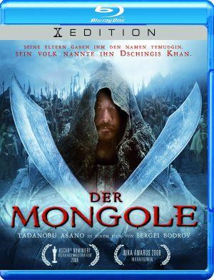 Der Mongole (Blu ray) 2007