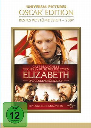 Elizabeth - Das goldene Königreich, Oscar Edition (DVD) 2007