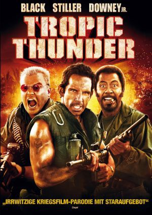 Tropic Thunder (DVD) 2008