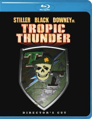 Tropic Thunder (Blu ray) 2008
