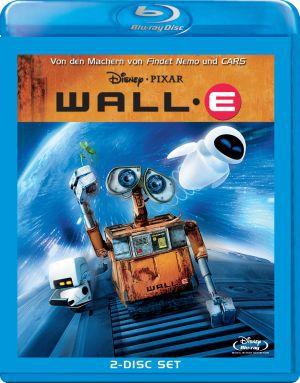 Wall-E - Der Letzte räumt die Erde auf (Blu ray) 2008