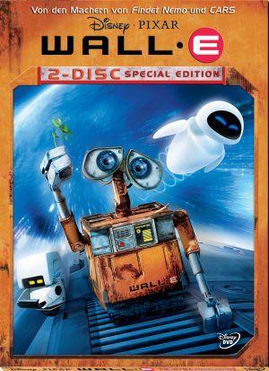 Wall-E - Der Letzte räumt die Erde auf, Special Edition (DVD) 2008