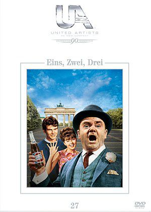Eins, Zwei, Drei (DVD) 1961