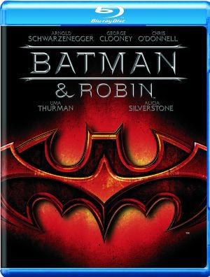 Batman & Robin (Blu ray) 1997