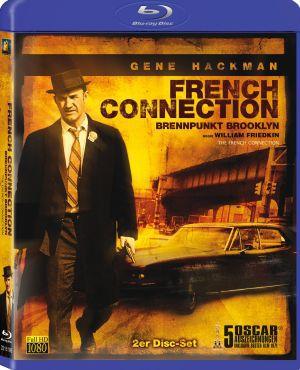 French Connection - Brennpunkt Brooklyn (Blu ray) 1971