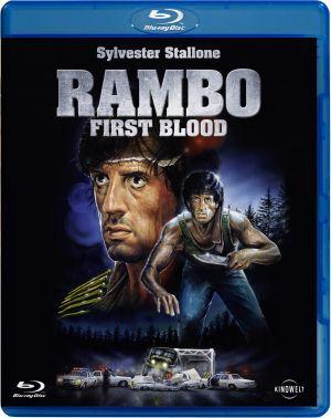 Rambo - First Blood (Blu ray) 1982