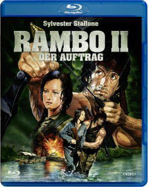 Rambo II - Der Auftrag (Blu ray) 1985