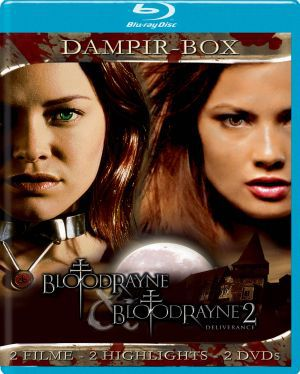 Bloodrayne/Bloodrayne 2, Dampir Box (Blu ray) 2005-2007