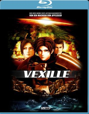 Vexille (Blu ray) 2007