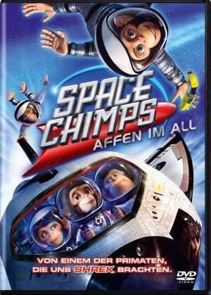 Space Chimps (DVD) 2008