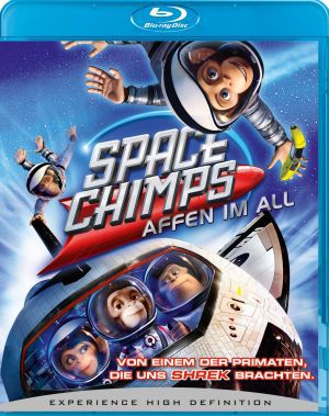 Space Chimps (Blu ray) 2008