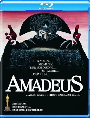 Amadeus, Director's Cut (Blu ray) 1984