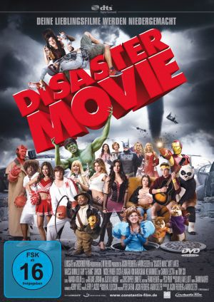 Disaster Movie (DVD) 2008