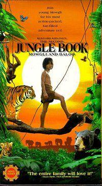Das zweite Dschungelbuch